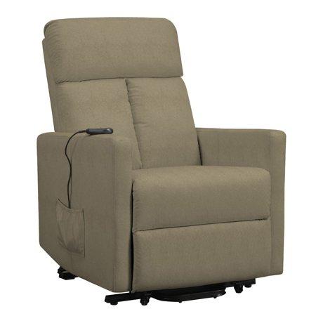 Prolounger Power Lift Chair Microfiber Recliner T Back