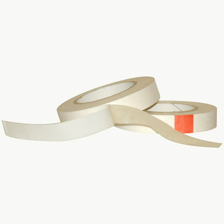 Lynx Double Natural (JVCC DCP-01 Double Coated Crepe Paper Tape: 3/8 in. x 36 yds. (Natural))