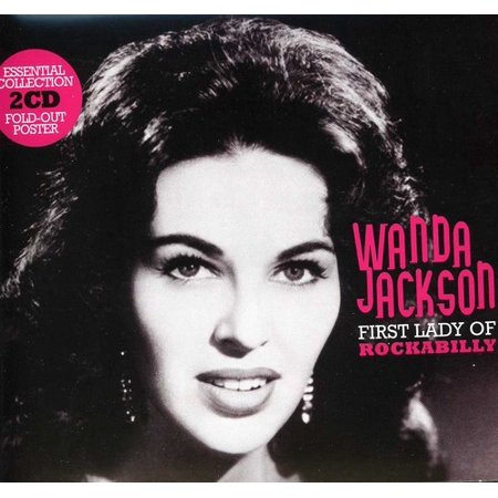 First Lady of Rockabilly (CD)