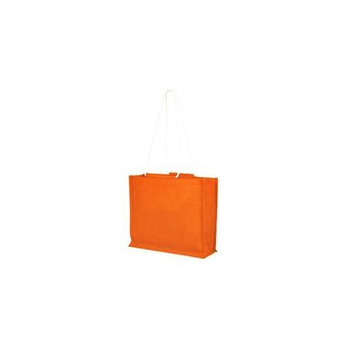 Bulk Buys Eco Friendly Jute Tote Shopping Bag - Case of 12