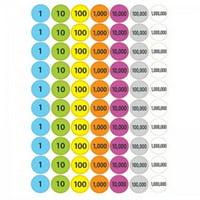 Foam Math Manipulatives Place Value