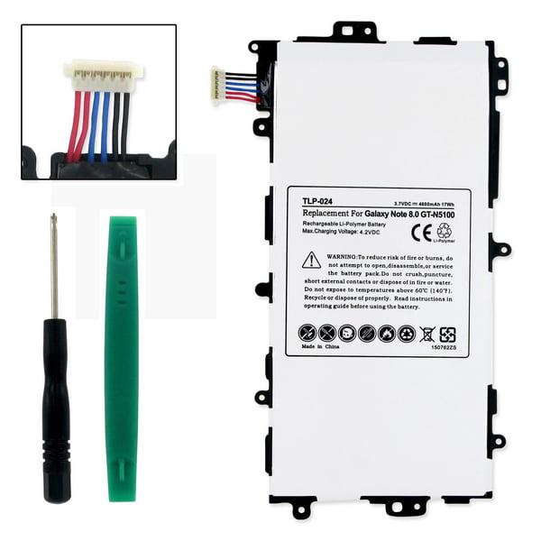 Samsung GT-N5100 3.7V 4600mAh LI-POL BATTERY (T) Tablet B...