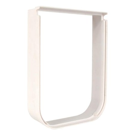 - Tunnel Extender for Electromagnetic 4-Way Locking Cat Door, White