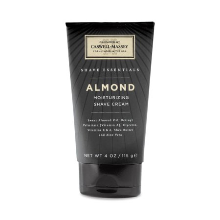 Trumper Almond Shaving Cream - Caswell-Massey - Almond Moisturizing Shave Cream Tube