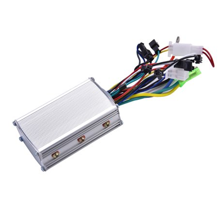 Garosa 24V 250W Brushless Motor Controller for Electric Bicycle Scooter Motor Controller Scooter Motor Controller - image 2 of 12