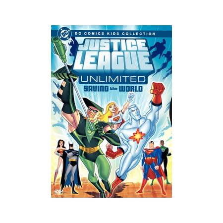 Justice League Unlimited: Season 1, Volume 1 - Justice League Kids
