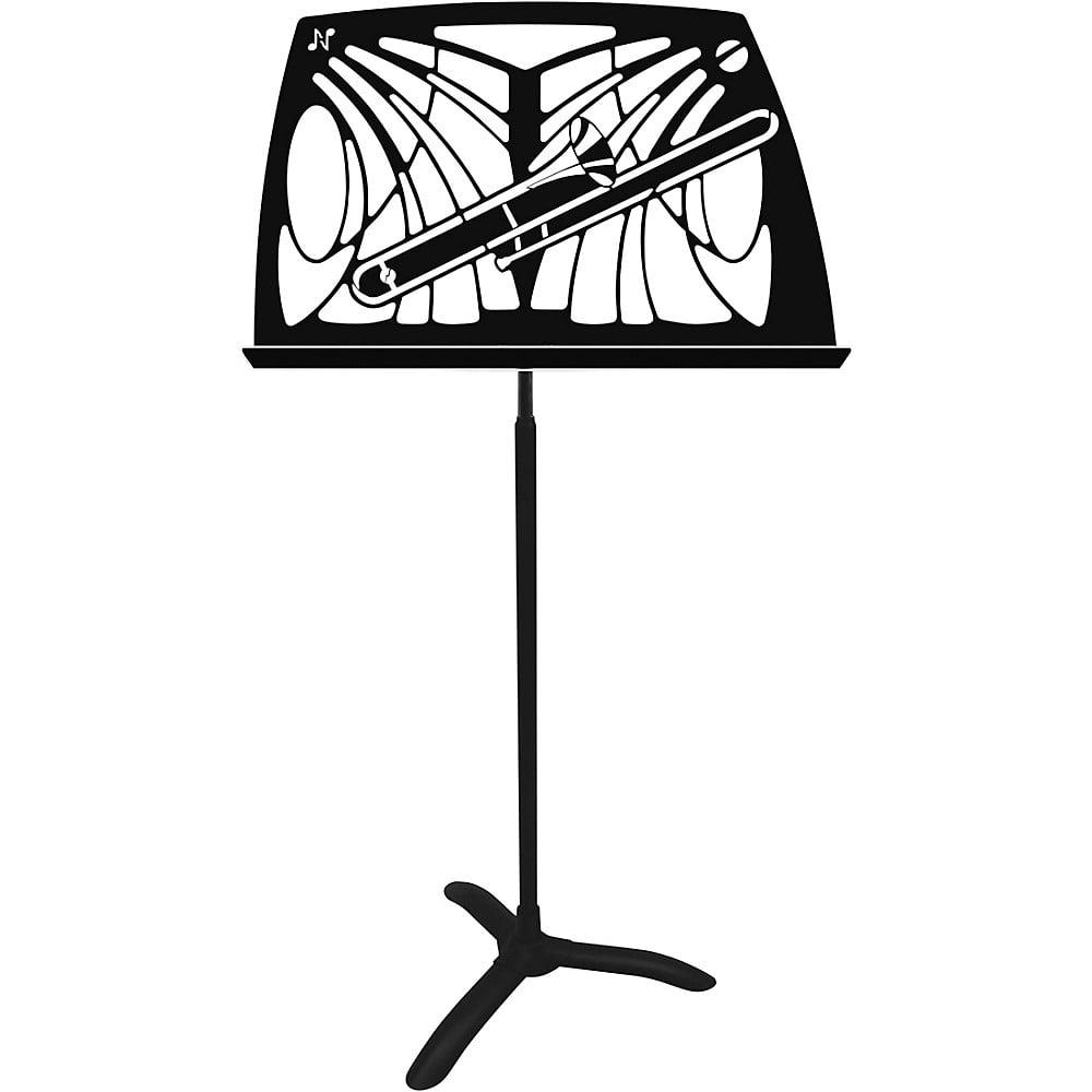 Manhasset Noteworthy Trombone Design Music Stand