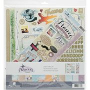 "Paper House Paper Crafting Kit, 12"" x 12"""
