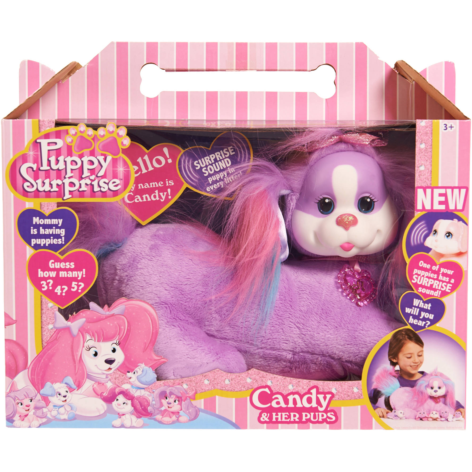Toys For Girls Kids Puppy 3 4 5 6 7 8 9 Year Old Age Girl Great