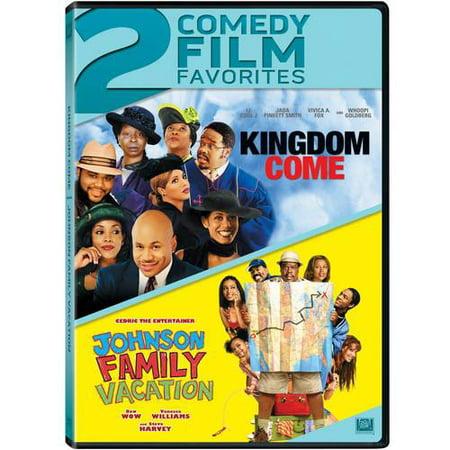 Johnson Family Vacation Full Movie >> 2 Comedy Film Favorites Kingdom Come Johnson Family Vacation