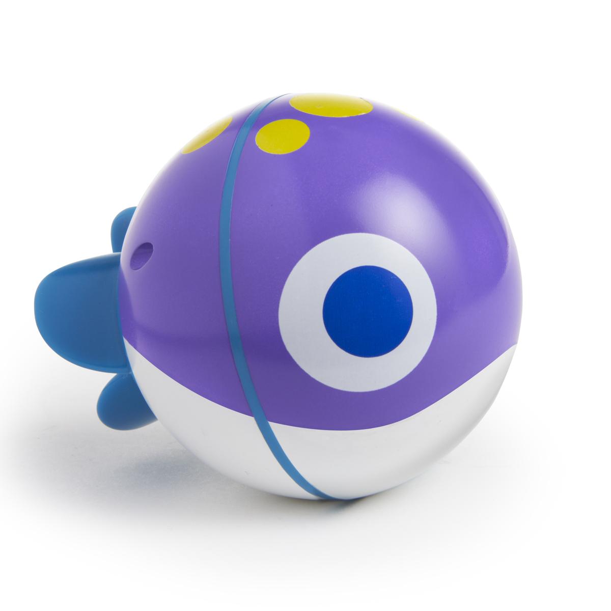 Munchkin SpinBall Swimming Fish Toy - Purple