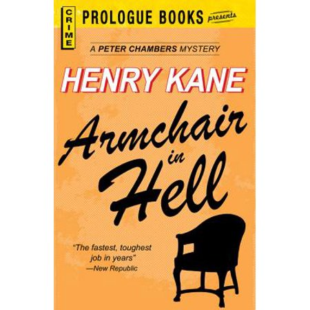 Armchair in Hell - eBook