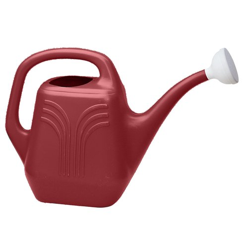 Bloem Classic JW Watering Can 2 Gallon Union Red by Bloem