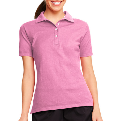 Womens X-temp Polo Sportshirt With Wicking Properties