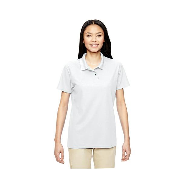 Gildan Women's Performance Wicking Pique Polo Shirt, Style G45800L
