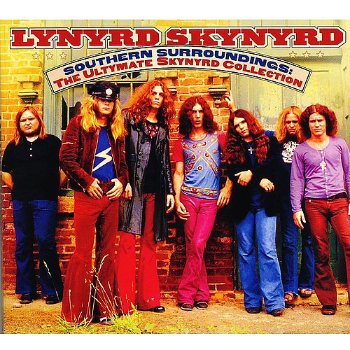 Southern Surroundings The Ultymate Skynyrd Collection (Walmart Exclusive) (CD/DVD)