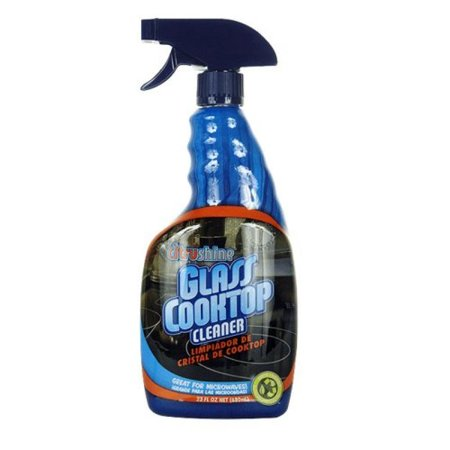Bryson Citrushine Glass Cooktop Cleaner Citrushine Glass Cooktop Cleaner is specially formulated to gently and effectively clean glass surface cooktops, microwave windows and oven windows. Effective on all types of Gas Ranges, Glass Cooktops, Self-Cleaning Ovens, Microwave Ovens, Smooth Surface Cooktops, Toaster Ovens, Electric Ranges, Painted Appliances, Metal Surfaces.Package Quantity : 1