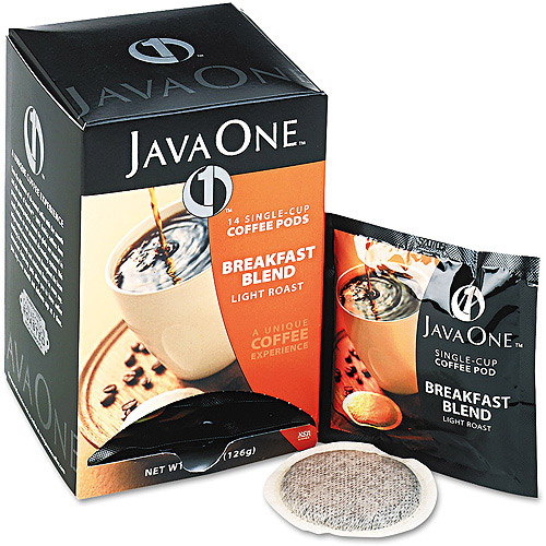 Distant Lands Breakfast Blend Single Cup Coffee Pods, 14ct