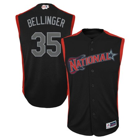 first rate 63cc3 f48da Cody Bellinger National League Majestic Youth 2019 MLB All-Star Game Player  Jersey - Navy