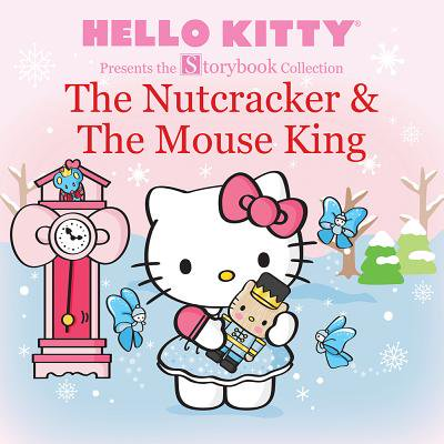 Hello Kitty Presents the Storybook Collection: The Nutcracker & The Mouse King - Halloween Hello Kitty Color Pages