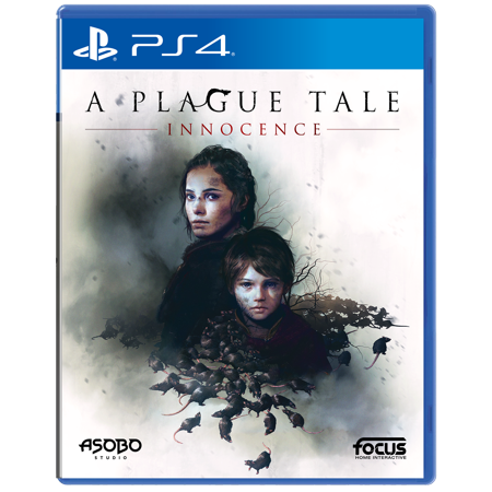 A Plague Tale: Innocence, Maximum Games, PlayStation 4, 859529007294