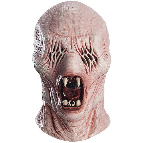 Vampire Overhead Latex Mask Adult Halloween Accessory