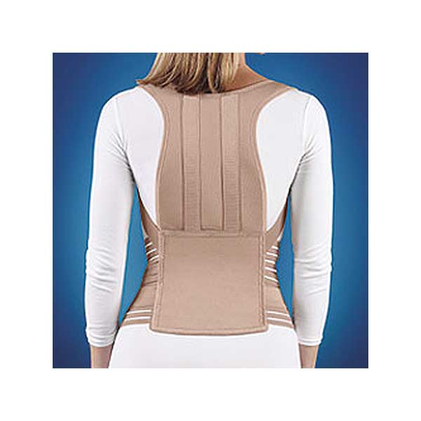 FLA Soft Form Posture Control Brace - Medium