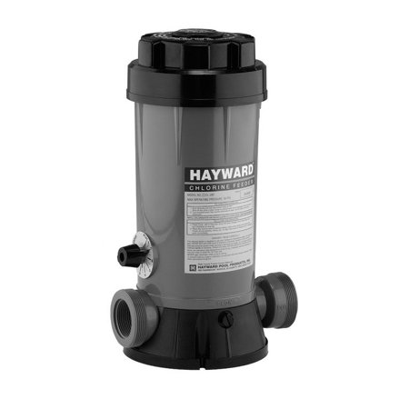 Hayward In Line Automatic 9 lb. Chlorinator Brominator with 1.5 in. FIP
