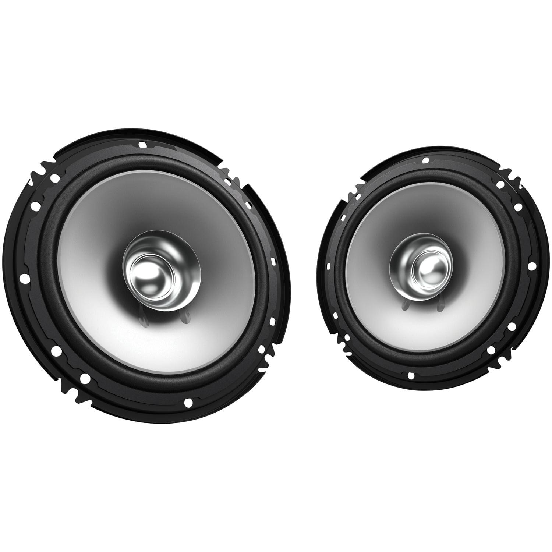 """Kenwood Kfc-c1656s Sport Series Dual-cone Speakers (6.5"""", 300 Watts)"""
