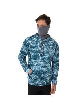 795913662f Product Image Mossy Oak Men's Light Weight Performance Fishing Hoodie