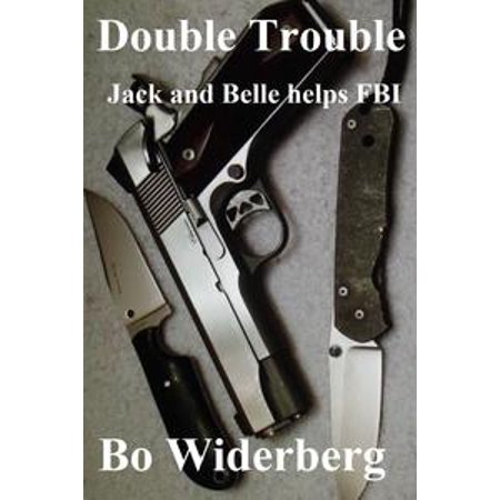 Double Trouble, Jack, and Belle helps Fbi - - Double Trouble Costume