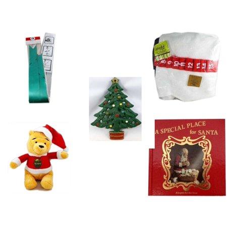 Christmas Fun Gift Bundle [5 Piece] - Myco's Best Pull Bows Set of 10 - Splendid! By Nygala 40