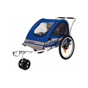 Schwinn Trailblazer Double Bike Trailer