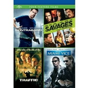 Contraband / Savages / Traffic / Miami Vice (DVD)