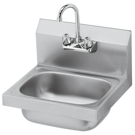 Krowne 16 Wide Hand Sink Low Lead Compliant HS-2L
