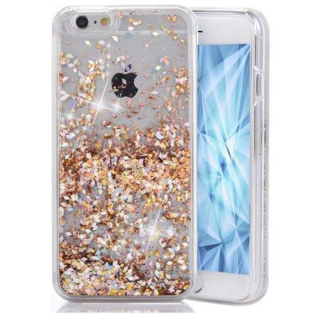 new products ea99e 3d3ad iPhone 5C Case Unique Creative 3D Diamond Floating Quicksand Shiny ...