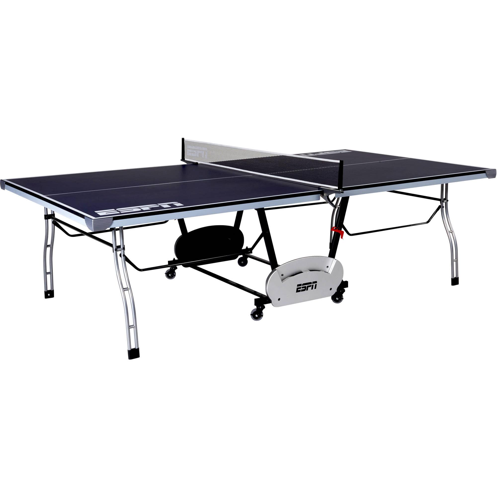 ESPN 4-Piece Table Tennis Table (Box 1 of 2)