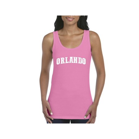 Florida Womens Tank Top - Orlando Florida Women Tanks Tank Tops