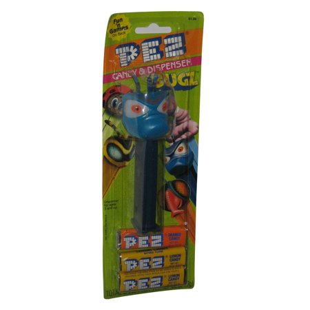 Bugz Series Barney Beetle PEZ Candy Dispenser (Barley Toy Candy)