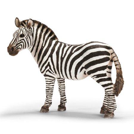 Schleich Zebra Female Animal Figurine