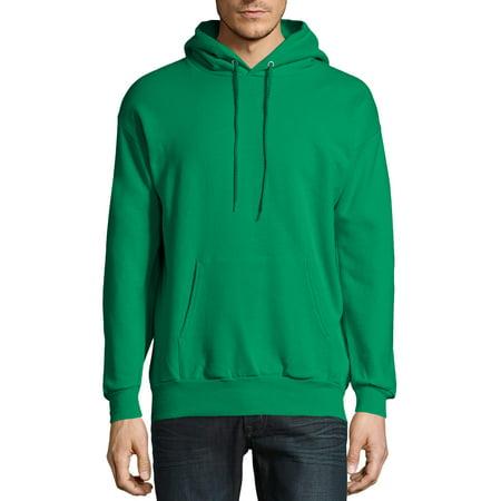 Hanes Men's and Big Men's Ecosmart Fleece Pullover Hoodie Sweatshirt, up to Size 5XL Cricket Mens Hoodie