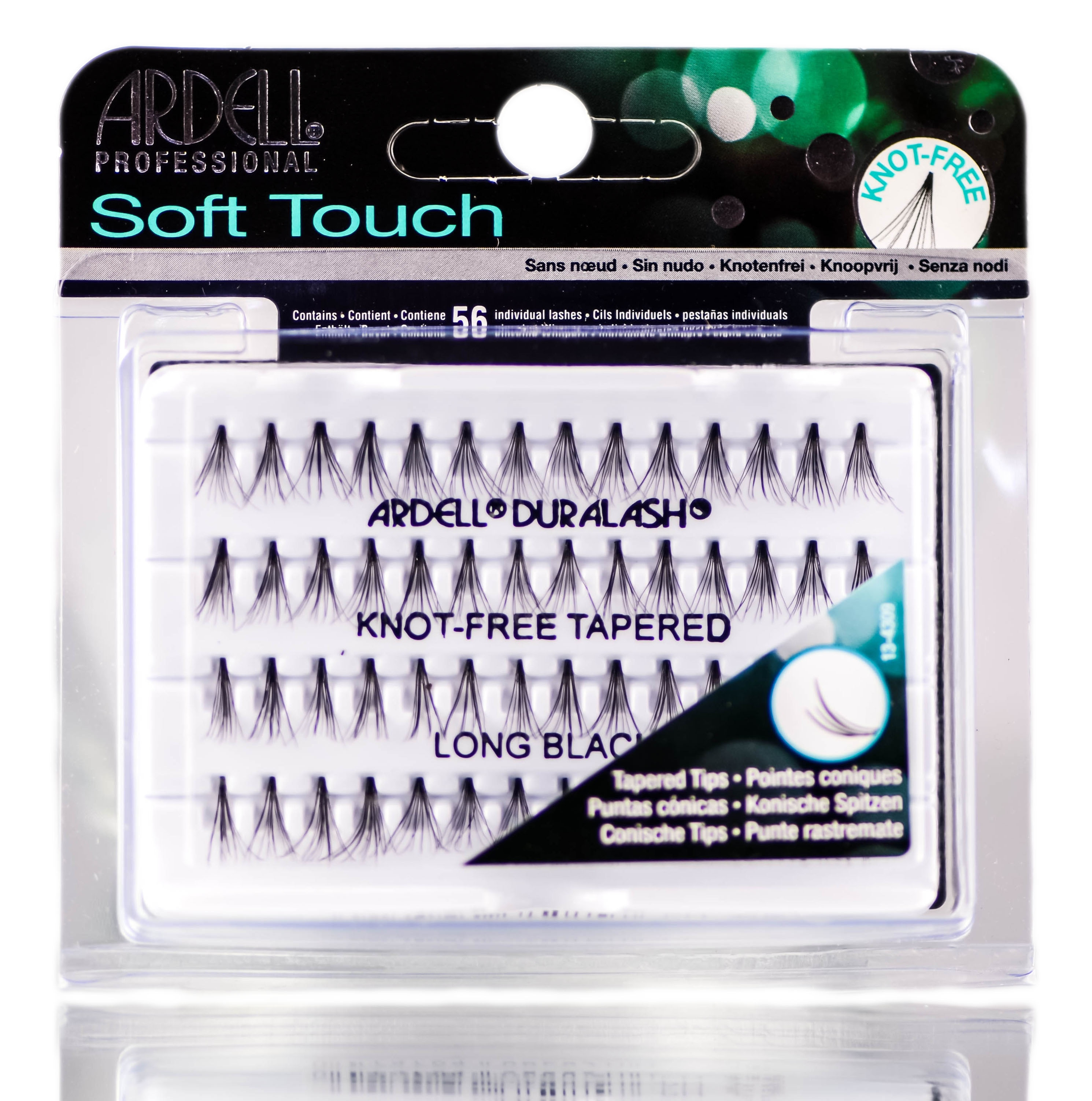 Ardell Individual Soft Touch Knot Free Lashes Long Black