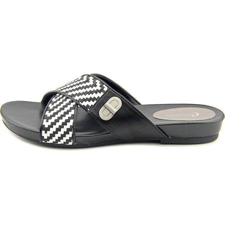 b123a9e65aa6 Easy Spirit - Easy Spirit Womens Jinette Open Toe Casual Slide Sandals -  Walmart.com