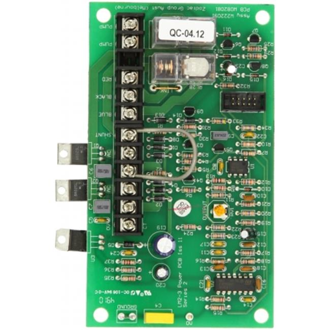 Waterway W222091 Power Printed Circuit Board Assembly