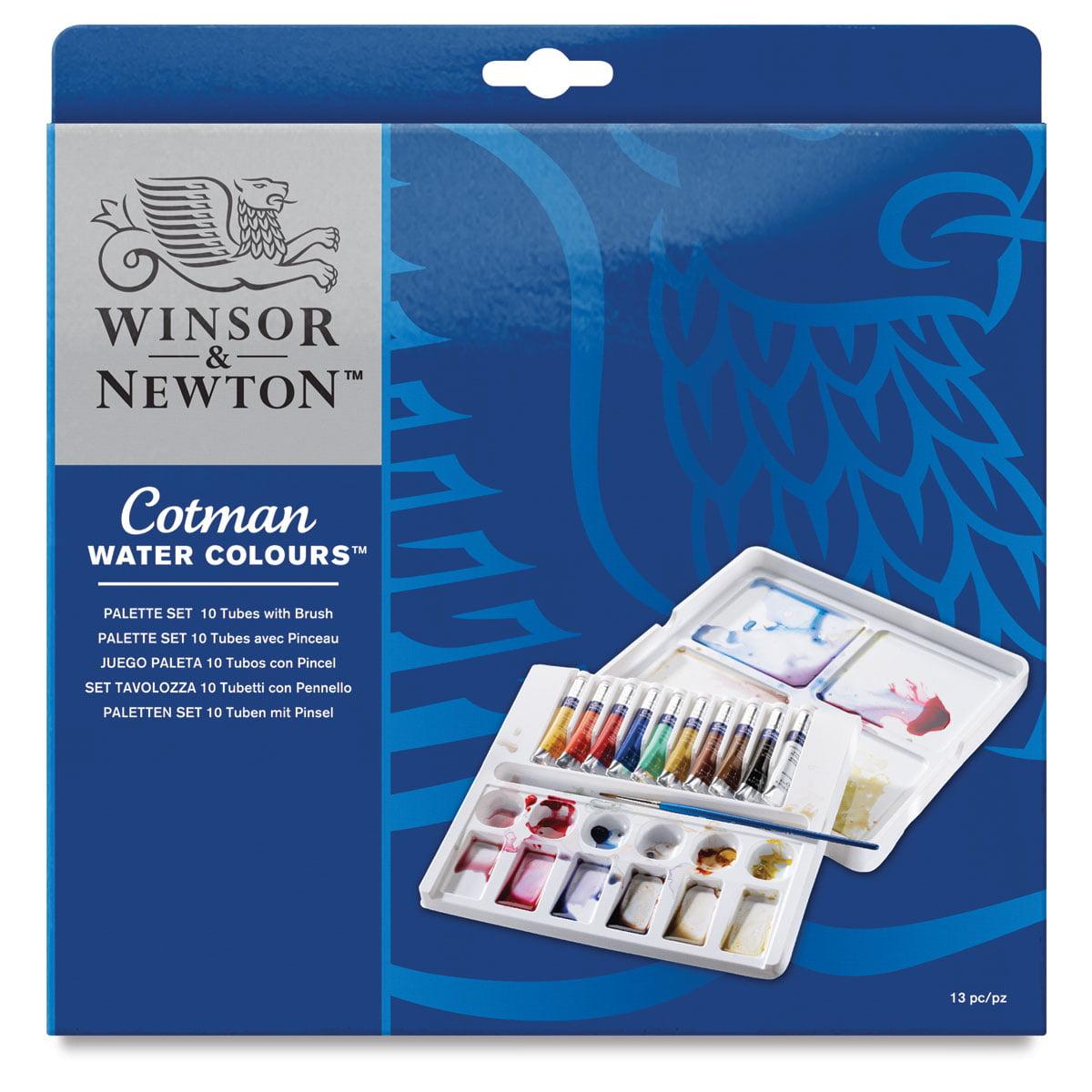 Winsor Newton Cotman Watercolor Tubes