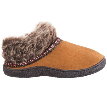 Microsuede Rae Low Boot Slipper