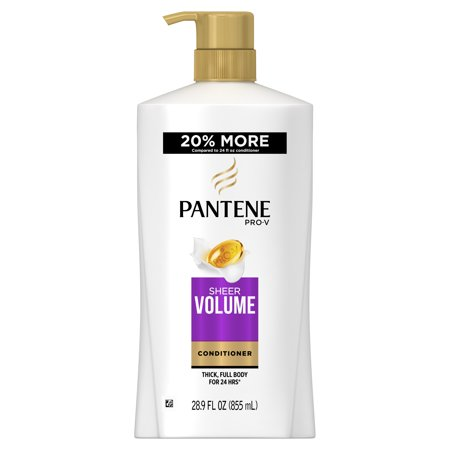 Pantene Pro-V Sheer Volume Conditioner, 28.9 fl oz
