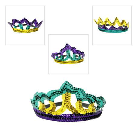 Sequin Mardi Gras Headband](Mardi Gras Headband)