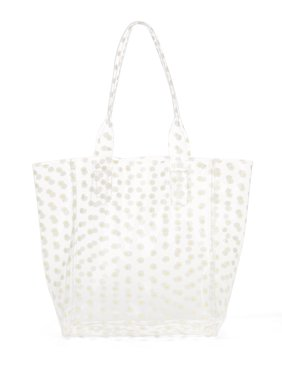 Product Image Frosted Dot Jelly Tote 8e60845b6f380