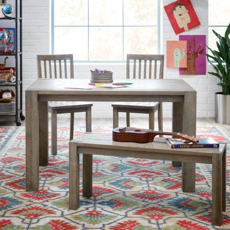Classic Playtime Juvenile Farmhouse Table Set ()